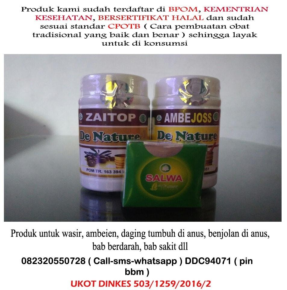 Obat Embeyen/Wasir